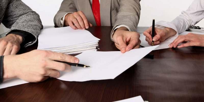 бухгалтерское обслуживание организационная структура