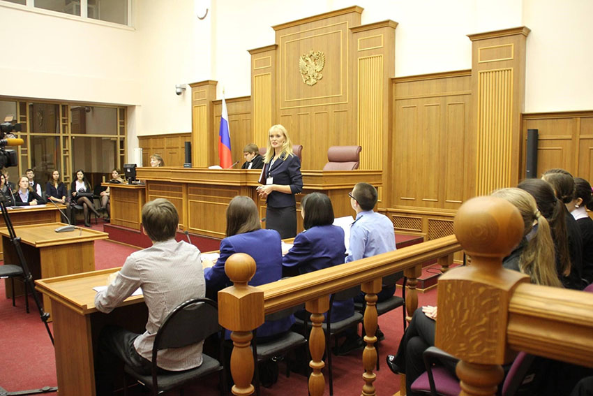 Представительство в суде: введение