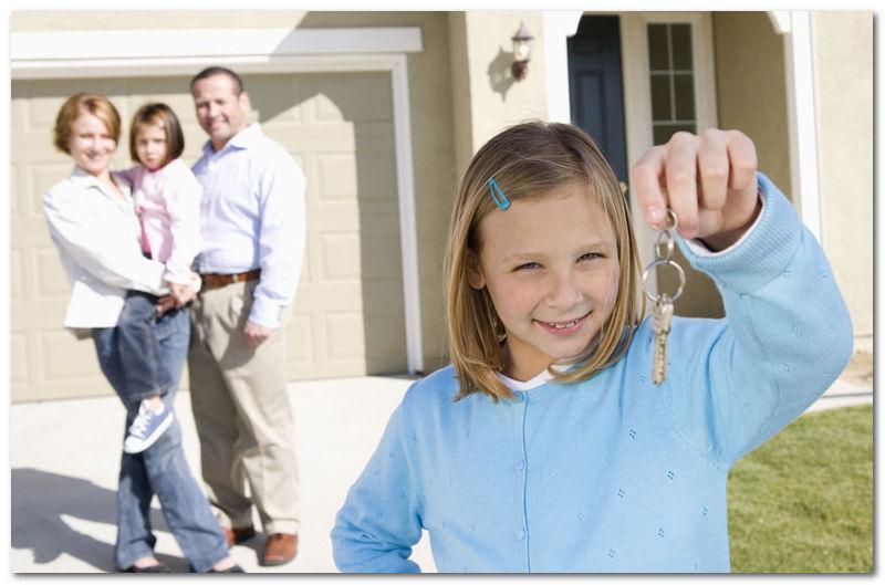 Как продать квартиру с прописанными детьми? Законность сделки